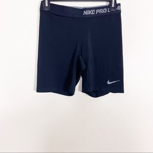 Nike Pro Black Combat Compression Shorts